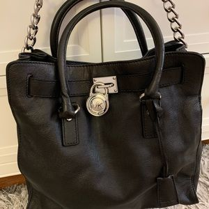 Michael Kors Black Bag EUC